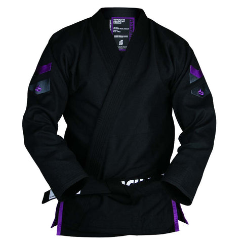 Hyperfly Hyperlyte 2.0 BJJ Gi Black/Purple