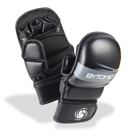 Axis MMA Sparring Gloves Black/Grey