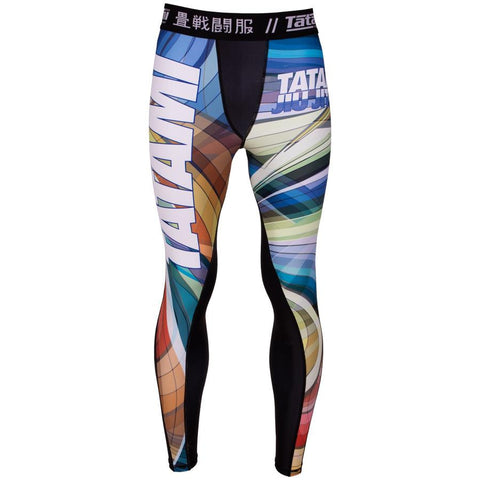 Tatami Fightwear Essential Psychedelic Spats