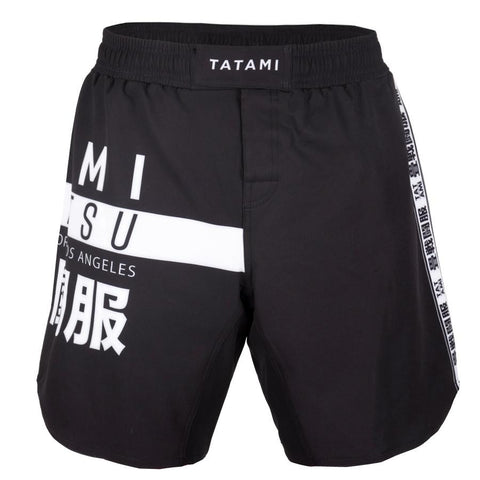 Tatami Fightwear Worldwide Grapple Fit Shorts Black
