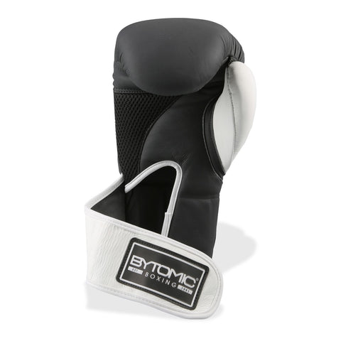 Bytomic Legacy Leather Boxing Gloves Black