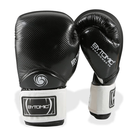 Bytomic Performer V4 Boxing Gloves Black