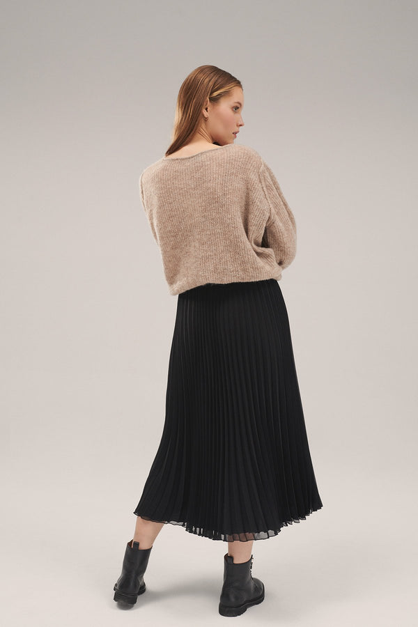Paris Midi skirt