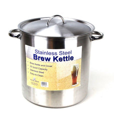 32 Qt Stainless Pot