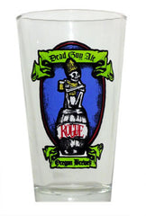 Rogue Dead Guy Glass