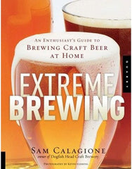 Book Extreme Brewing - Sam Calagione