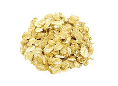 Flaked oats (per oz)