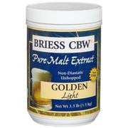 Briess Extract  Golden Light LME 3.3 lb Jar