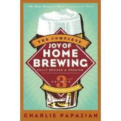 Book Joy Of Home Brewing - Charlie Papazian