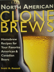 North American Clone Brews - Scott R Russell