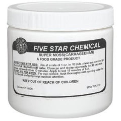 Five Star Super Moss --- 1 Lb Jar