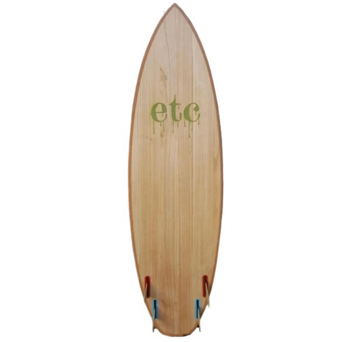 Etc Surfboards - The Pickle Performance Eco Surfboard - Eco Friendly Surf Shop