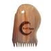 Surf Sock eco bamboo surf wax comb larger wax comb eco friendly surf shop