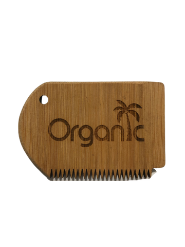 Eco Friendly Surf Shop Bamboo Surf Wax Comb