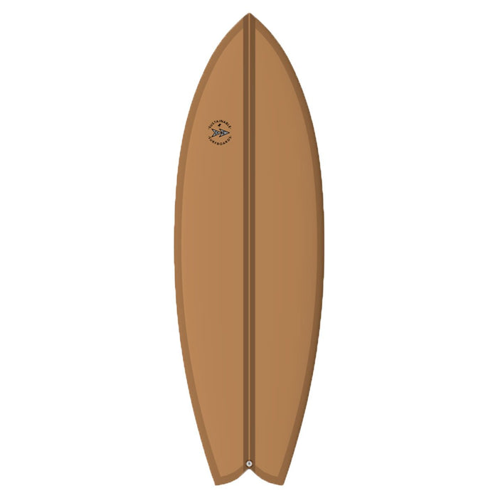 Flax Fish - Eco Evo Surf Sustainable Surfboards ecofriendly