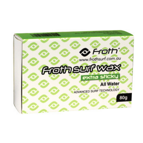 Froth-Extra-Sticky- Surf-Wax - packet-Froth-surf-wax_eco-friendly-surf-shop_eco-surfing_sustainable-surfing_eco-friendly-surf-wax_sustainable-surf-wax_Froth-Extra-sticky-surf-wax
