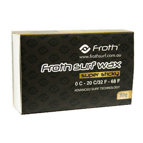 Froth-Super-Sticky-Surf-Wax- Packet-Frothsurfwax-ecofriendlysurfshop-ecosurfing-sustainablesurfing-ecofriendlysurfwax-sustainablesurfwax-FrothSuperstickysurfwax