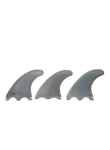 Marlin (Futures) Thruster Fins setup - Deep Thunder colour - Eco Friendly Surf Shop - EFSS
