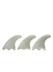 Marlin (Futures) Thruster Fins setup - Ice Vanilla - EFSS - Eco Friendly Surf Shop