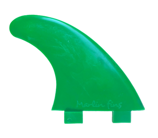 Marlin-Fins-Quad-Fins-tropic-green-eco-Friendly-Surf-Shop-Sustainable-surfing-eco-surfing-recycled-fins-eco-fins-eco-friendly-surfboard-fins-quad-fin-facing-right