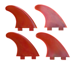 Marlin-Fins-Quad-Fins-volcanic-fire-eco-Friendly-Surf-Shop-Sustainable-surfing-eco-surfing-recycled-fins-eco-fins-eco-friendly-surfboard-fins-quad-fins-in-2x2-rows-facing-right.