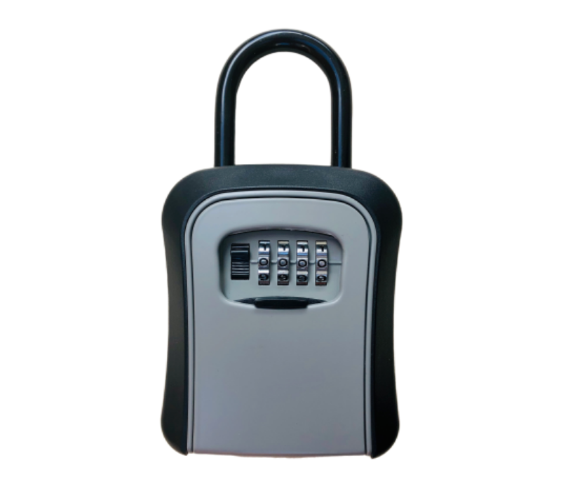 Eco Friendly Surf Shop - Key lock box - Surf key lock box beach key lock box real estate key lock box airbnb key lock box Front view - Strongest most durable key lock box