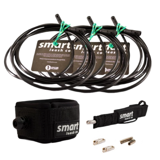 3 Leash Ultimate Surf Pack Combo - Eco Friendly Surf Shop