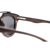 Insoliti Sospetti by Woodhoy - Eco friendly wooden sunglasses - eco friendly surf shop - Inside frames view