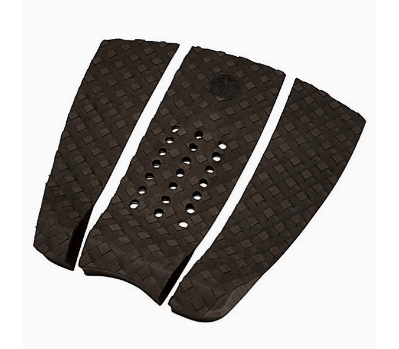 Surf Organic All Black Tail Pad - Eco Friendly Surf Shop - sustainable surfing - surf organic eco tail pad