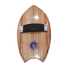 Balsa Handboard by Riley Balsawood Surfboards - Eco Friendly Surf Shop - top view