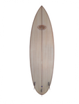 The Native Shortboard by Riley Balsawood Surfboards - Eco Friendly Surf Shop - Front view