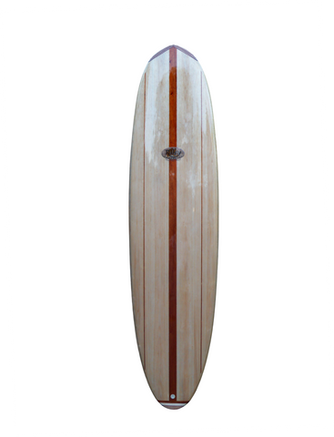 Flat Water SUP by Riley Balsawood Surfboards - Eco Friendly Surf Shop
