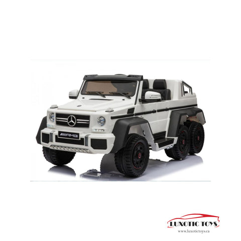 Mercedes Benz G63 AMG 6 X 6 ,Cars,Luxotic Toys- Luxotic Toys