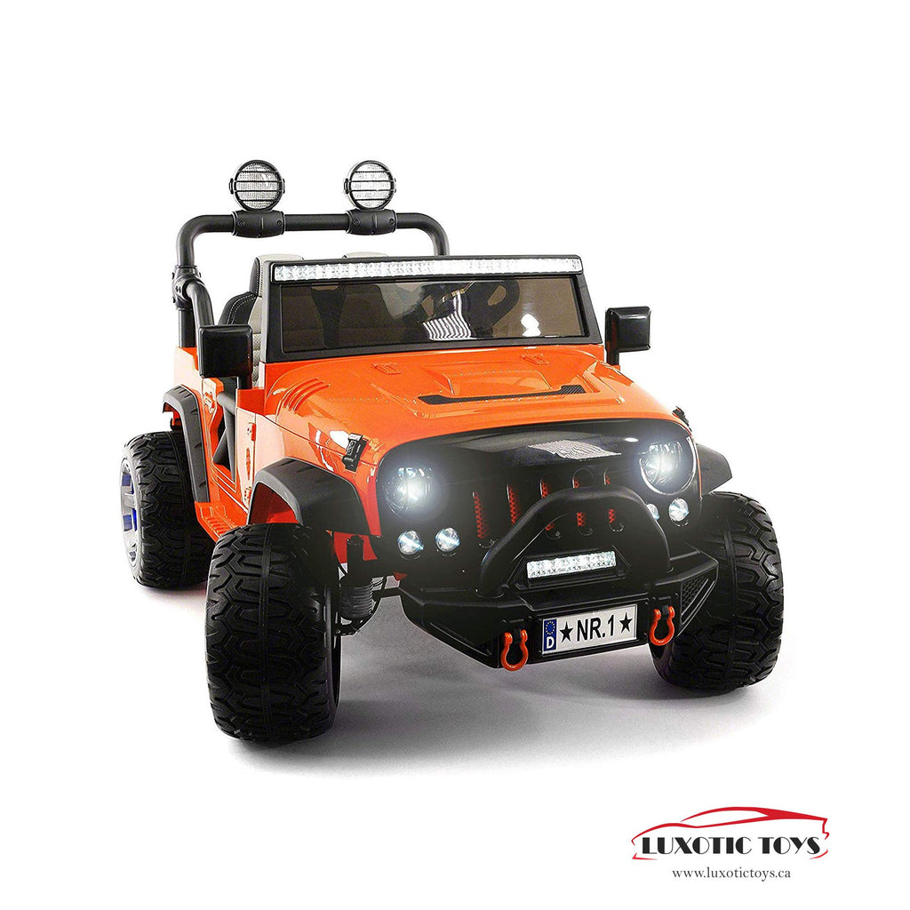 Jeep ,Cars,Luxotic Toys- Luxotic Toys