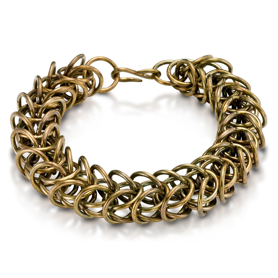 Small Box Chain Bracelet