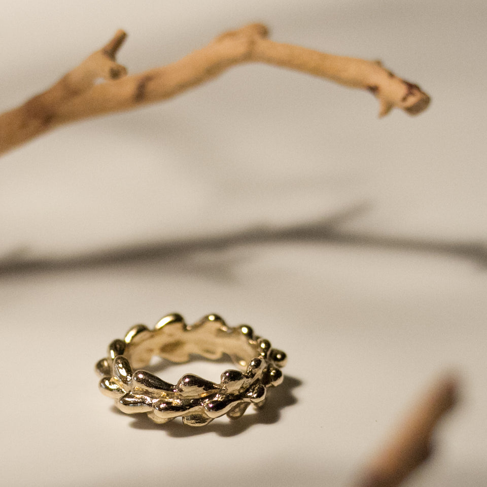 Willow Ring - Gold