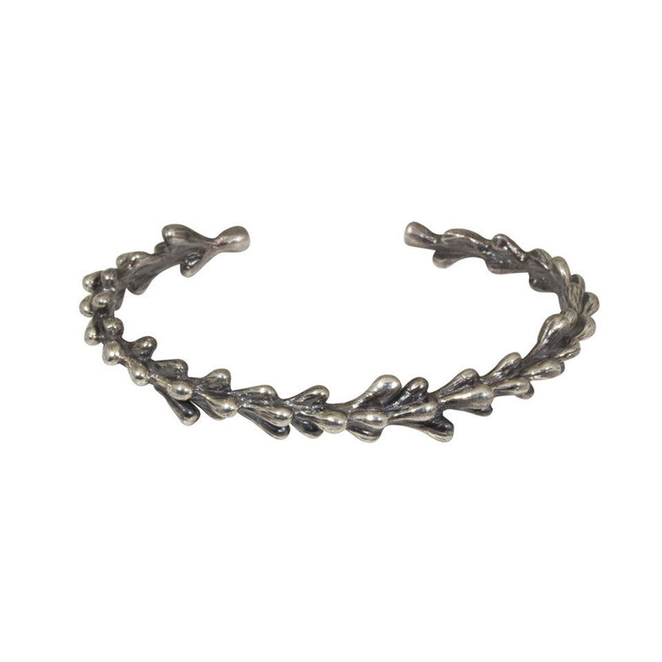 Willow Cuff - Silver