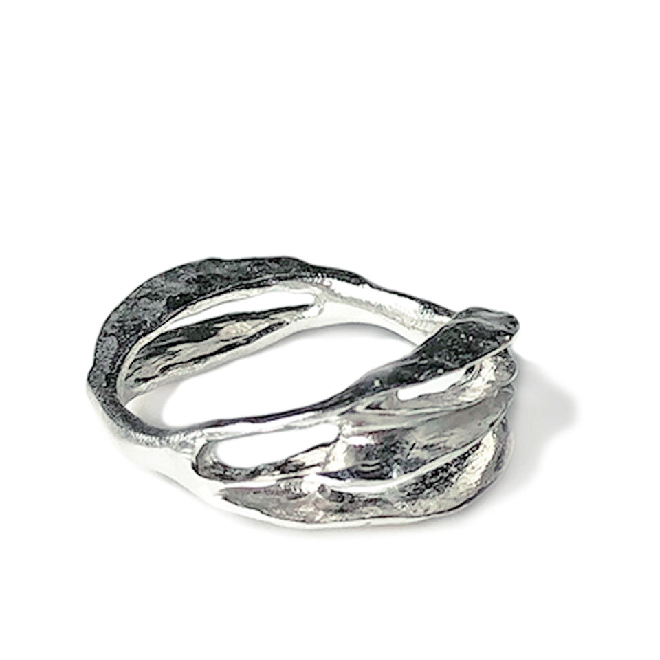 Perspectives Ring - Sterling Silver