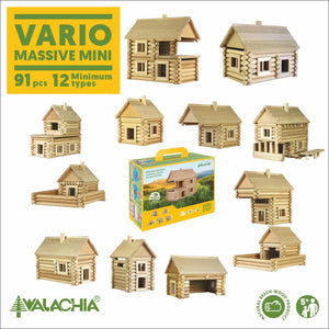 VARIO MASSIVE Mini - 91 osaa