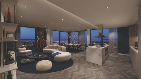 bachelor party penthouse