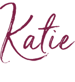 Sign off for Katie at Katie Gowers Design