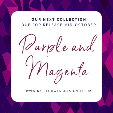 Purple and Magenta Jewellery Collection