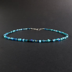 Beaded Necklace - Turquoise