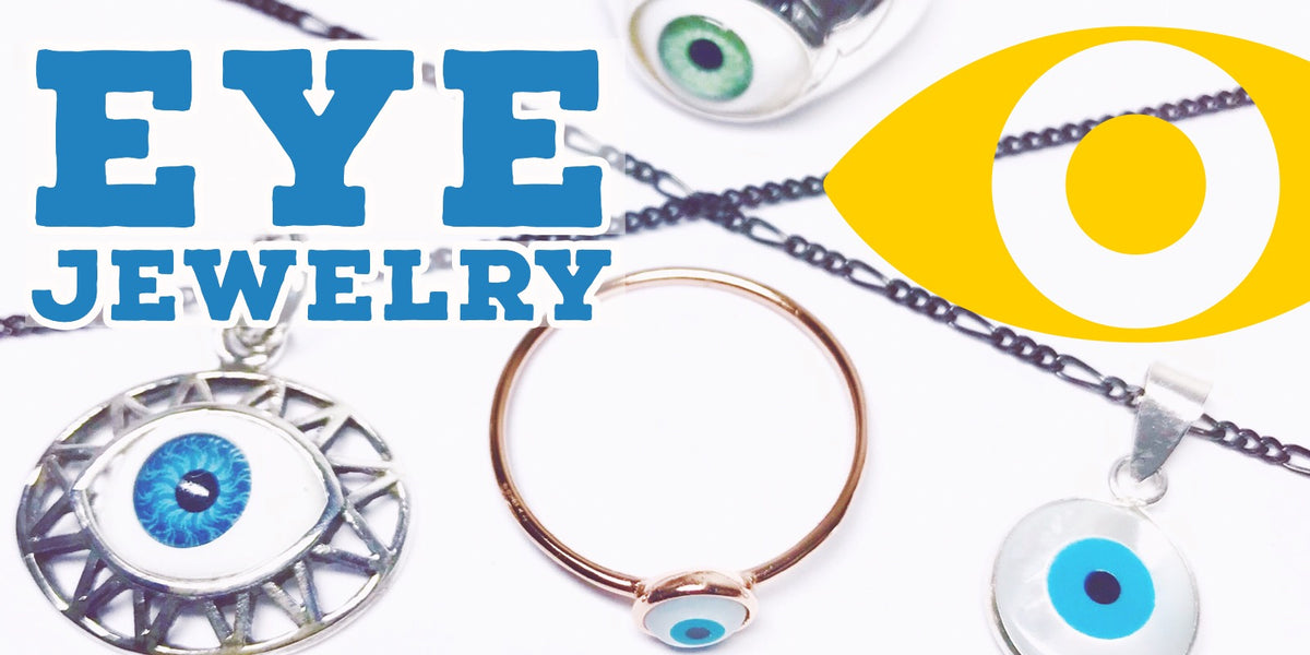 Blue Evil Eye Jewelry
