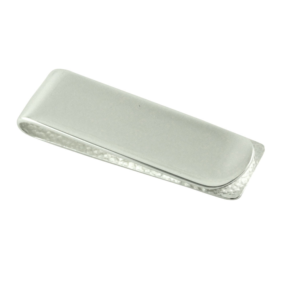 Sterling Modern Money Clip