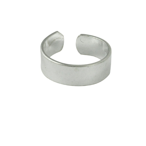 Sterling Silver MiDi Ring Adjustable Band