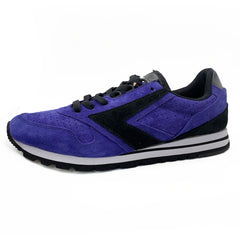 New Brooks Lace-up Chariot  Purple Black Men's - brand-new-original Shoes & Caps
