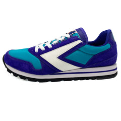 New Brooks Lace-up Chariot  Turquoise  Purple White  Men's - brand-new-original Shoes & Caps