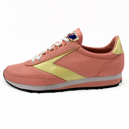 New Brooks Lace-up Vintage  Peah Banana Women's Sneakers - brand-new-original Shoes & Caps