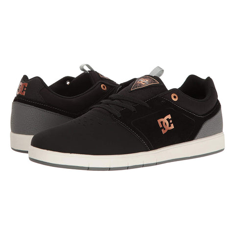 New Original Mens Sneaker DC Shoes Chris Cole signature branding Black - brand-new-original Shoes & Caps